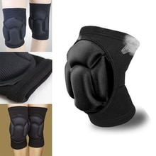1 Pair Thickening Kneepad Eblow Brace Support Lap Protector Extreme Sports Knee Pad Protect Worker O