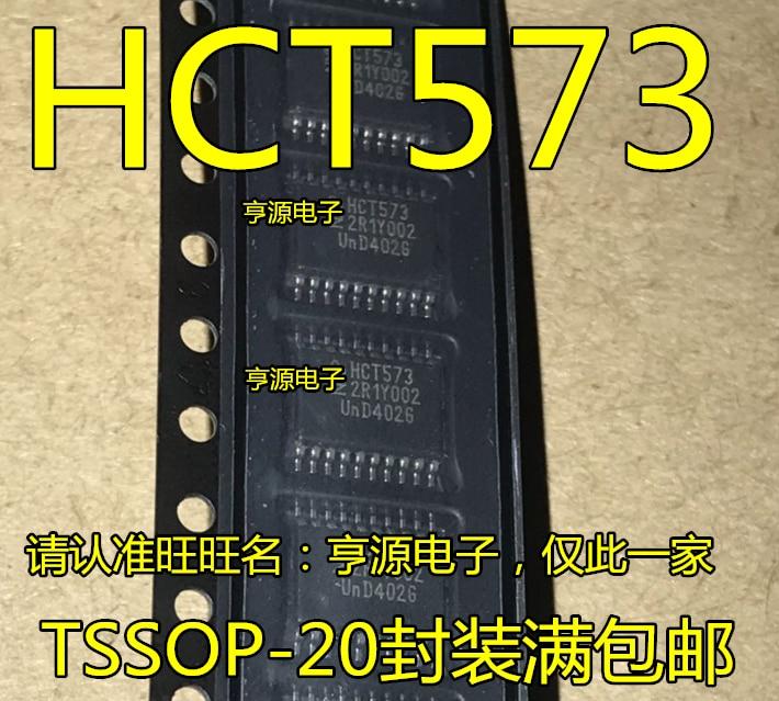 5 unids/lote 74HCT573PW TSSOP-20 HCT573