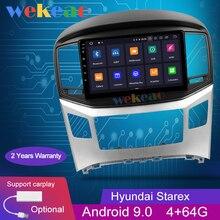 Wekeao-écran tactile 9 1 Din Android 9.0   Automotivo pour Hyundai H1 Starex Grand, Android GPS Navigation, 2015-2018