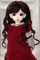 14 scale nude bjd doll cute pretty girl bjdsd resin figure doll model toy gift not included clothesshoeswig a0394delf msd