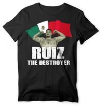Andy Ruiz The Destroyer T-Shirt - Andy Ruiz Jr. Mexican New Boxing World Champio Streetwear Tee Shirt