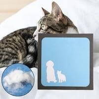 9 79 72cm pet hair cleaner comb dog cat brush pet hair removal dog cleaning brush washable foam sponge carpet brush