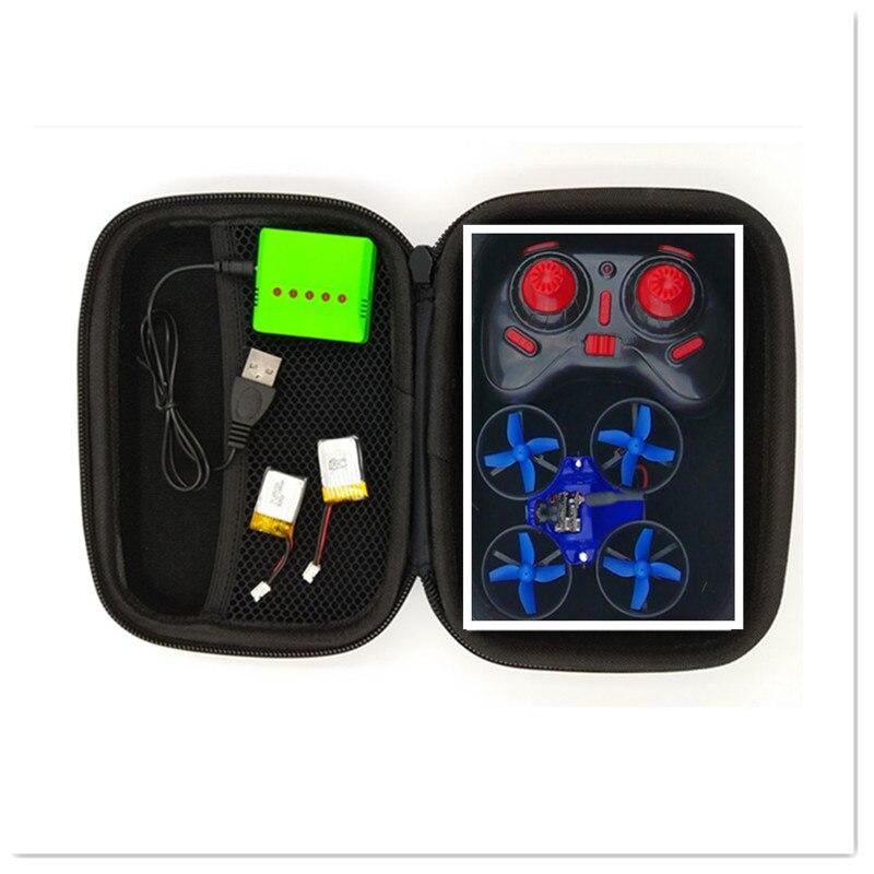 DIY Eachine 010 JJRC H36 البسيطة FPV RC سباق كاميرا Drone Quadcopter لعب 1X5 USB شاحن 2 قطعة 150mAh بطارية W Inductrix مربع