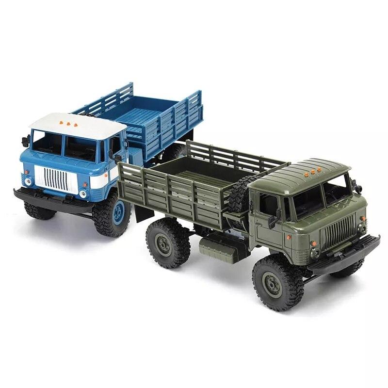 Camión De Control Remoto sin escobillas De alta velocidad para niños, Mini...