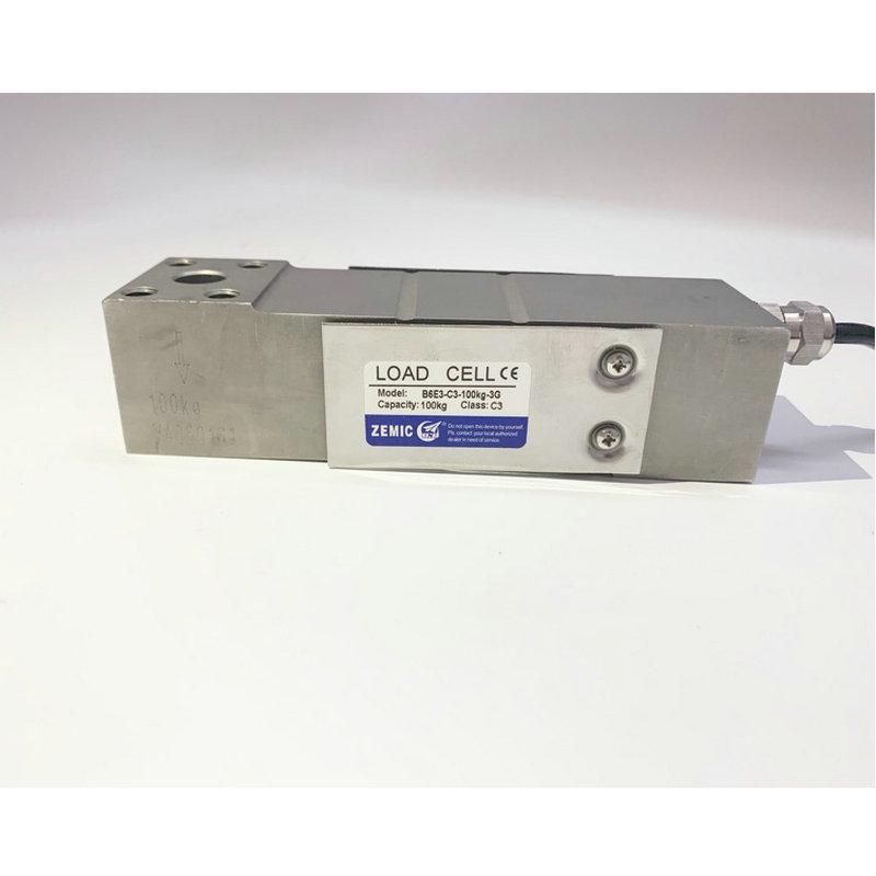 B6E3 нержавеющая сталь IP67 одноточечная нагрузка 20 кг 30 кг 50 кг 75 кг 100 кг 150 кг 200 кг 300 кг