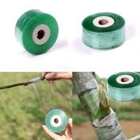 pe grafting tape film self adhesive portable garden tree plants seedlings grafting supplies stretchable eco friendly2cm100m
