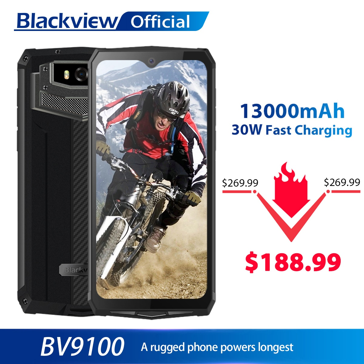 Смартфон Blackview BV9100 4+64ГБ
