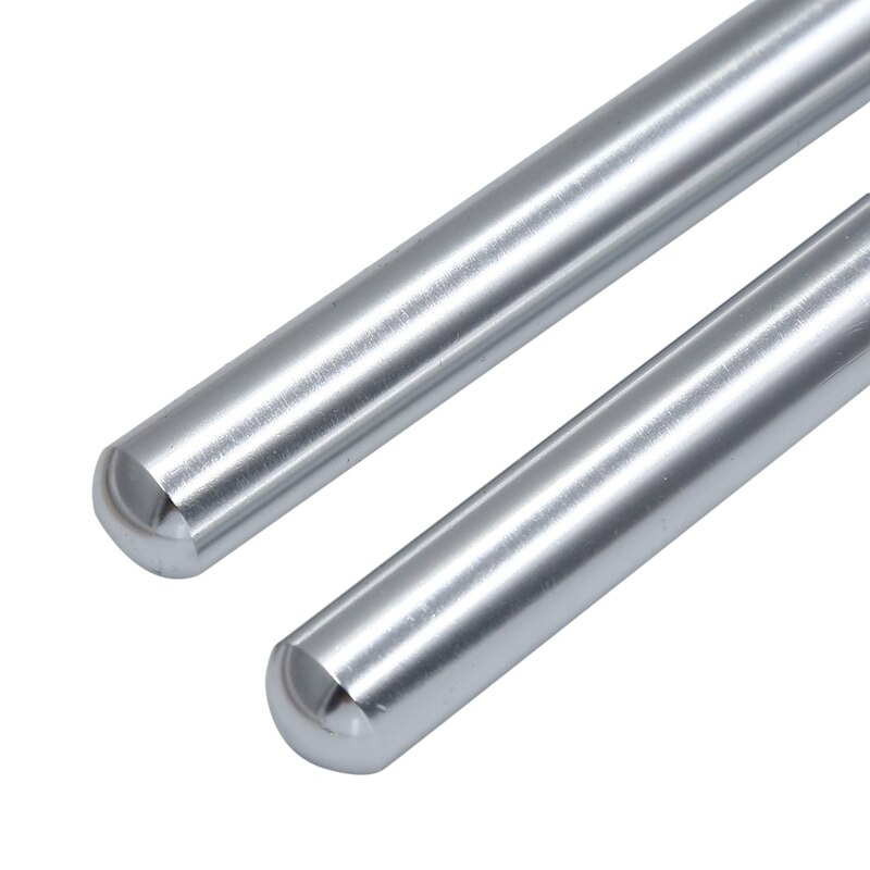 5A Aluminium Alloy Drum Sticks for Dumb Drum Pad and Jazz Drum Practicing Strength Endurance Exercises
