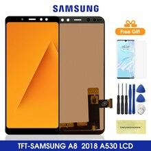 A530 Lcd Screen Für Samsung Galaxy A8 2018 A530 Lcd display Touchscreen Digitizer Assesmbly Für Samsung Galaxy A530 A530F/DS