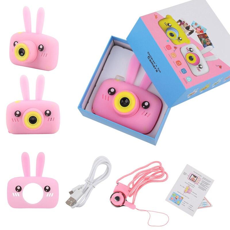 Детские игрушки мини Детская камера Full HD 1080P Цифровая портативная видеокамера детские развивающие игрушки для детских товаров