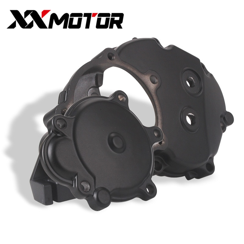 Motorcycle Engine Cover Motor Stator Cover CrankCase Side Cover Shell For Kawasaki Ninja ZX-10R ZX10R 2006 2007 2008 2009 2010
