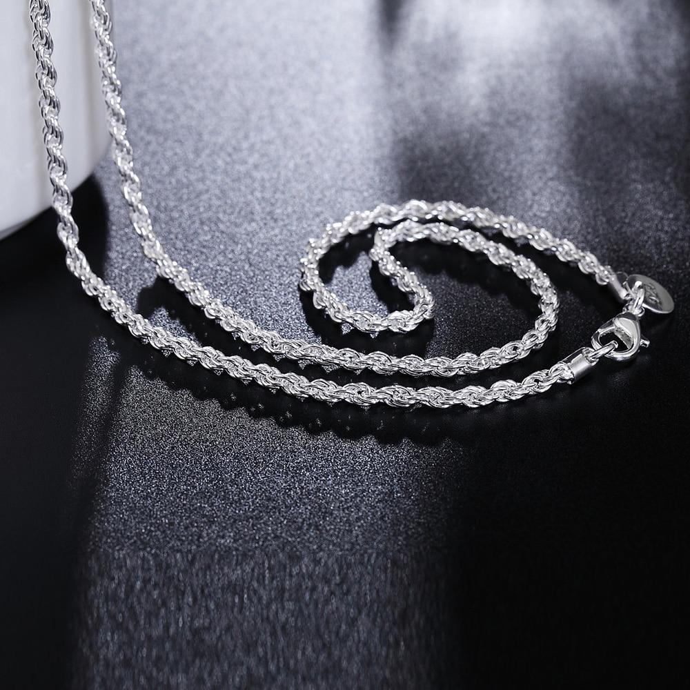 Специальное-предложение-ожерелье-из-стерлингового-серебра-925-пробы-3-мм-цепь-16-24-дюйма-Красивая-витая-веревочная-цепь-для-женщин-модные-ювел