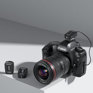 Image 5 - Микрофон Saramonic Blink500 Pro Lavalier 2,4 ГГц беспроводной микрофон Blink 500 PRO с беспроводной зарядкой чехол для студийного интервью