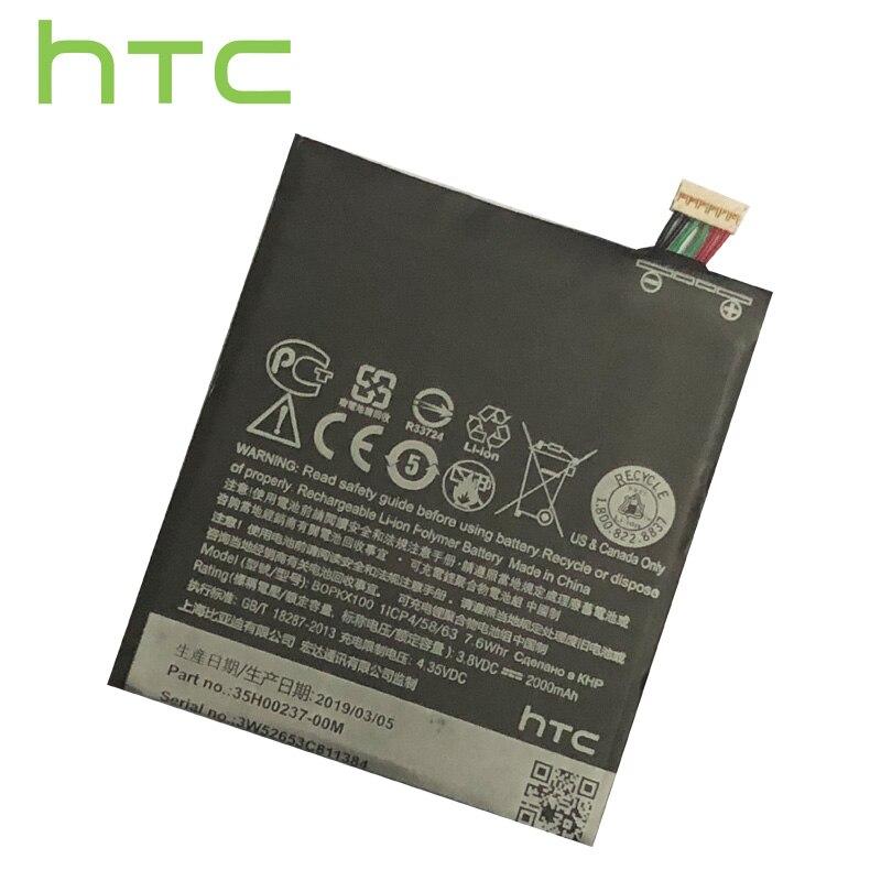 HTC 100% Original 2000mAh B0PKX100 D626T D626W BOPKX100 Bateria Para HTC Desire 626 Bateria 626S 626G D262W D262D A32