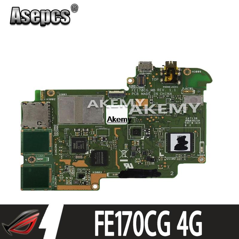 Placa base de tableta XinKaidi FE170CG para For Asus ME70CX, placa base...