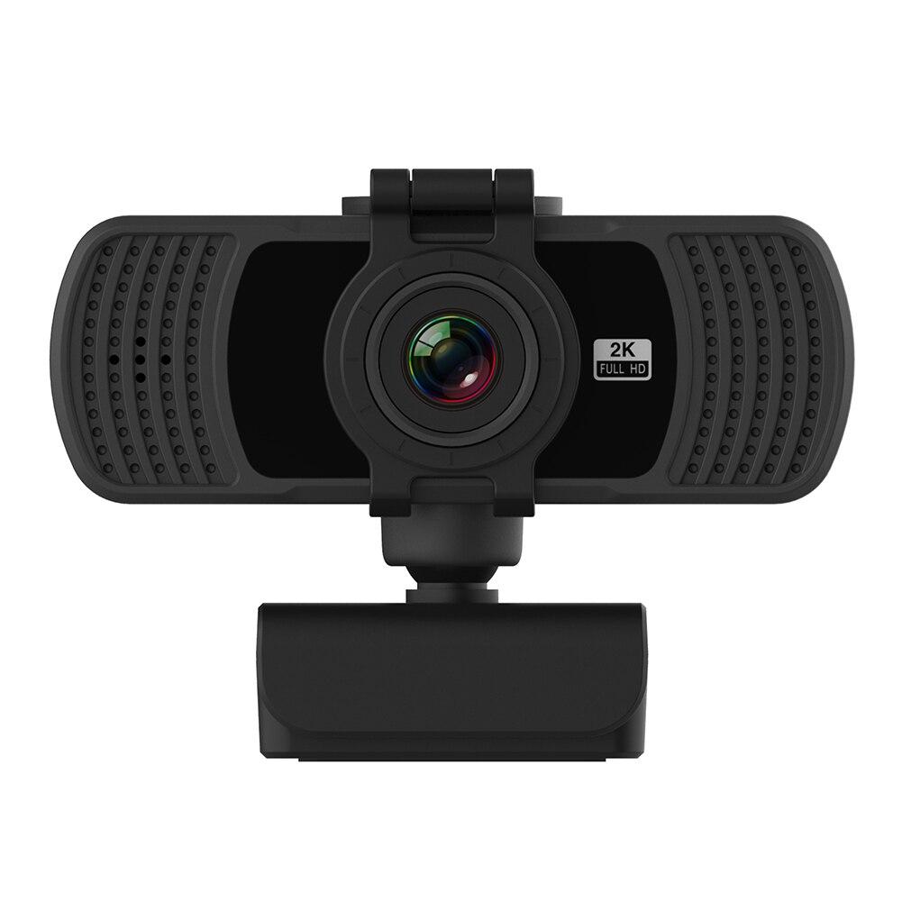 2K السيارات التركيز PC-06 الويب كاميرا USB التوصيل N اللعب الكمبيوتر كاميرا مع المدمج في هيئة التصنيع العسكري المنزلية الكمبيوتر السلامة أجزاء عا...