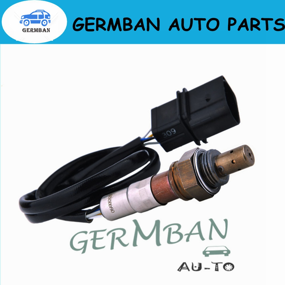 Car Accessories For AUDI A3 VW golf Jetta SEAT Altea SKODA Octavia 5Wire Oxygen Sensor 06A906262BR 06A 906 262 BR Lambda O2