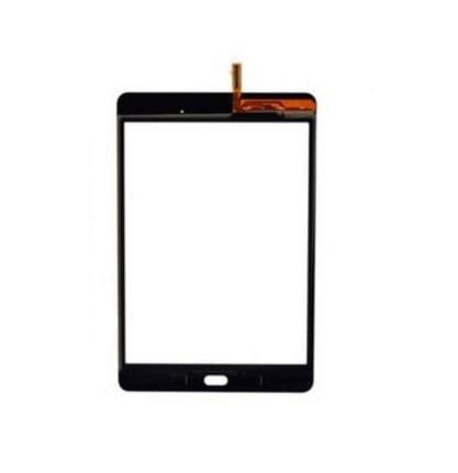 لوحة شاشة تعمل باللمس بديلة لجهاز Samsung Galaxy Tab A 8.0 T350 T355 ، 30 قطعة ، 8.0 بوصة ، أبيض ، أسود