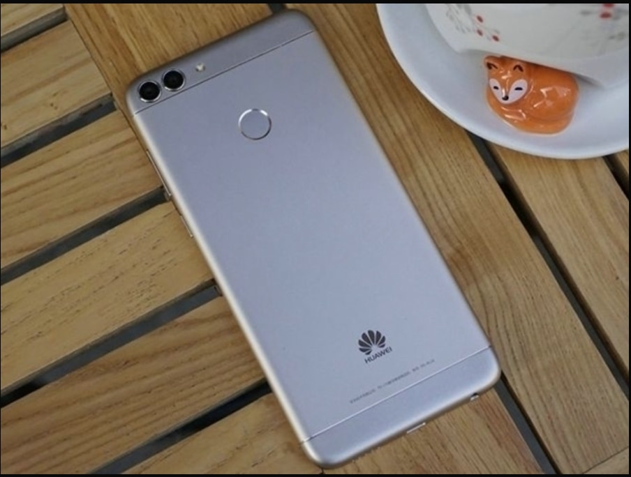 For smarthone celular Huawei P Smart  4GB RAM 64GB ROM Android 8.0 Kirin 659 Fingerprint 5.65