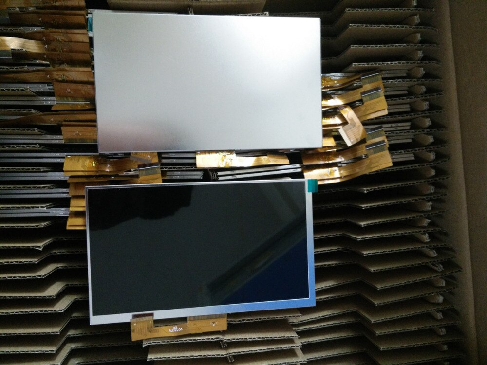 7 بوصة شاشة الكريستال السائل ل راند ماكنالي TND-740 شاحنة نظام تحديد المواقع شاشة lcd استبدال اللوحي