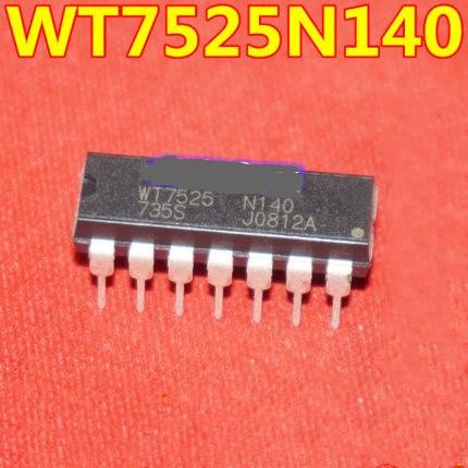 1 шт. WT7525N140 WT7525 DIP-14
