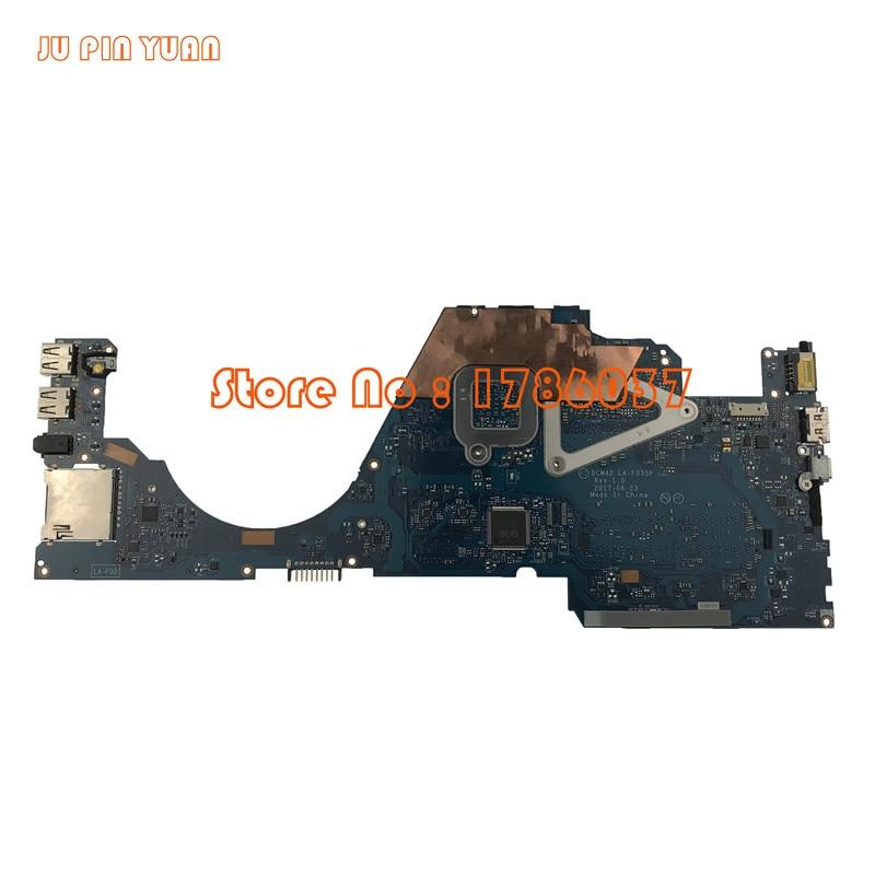 940760-601 940760-001 LA-F035P For HP Laptop 14-BF 14-bf058TX 940MX 2GB laptop motherboard  i5-8250U   DCM42 LA-F035P Motherboar