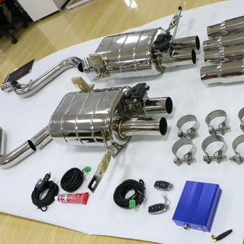 Hot Sale Exhaust System For BMW E92 M3 with valves Stainless Steel 304