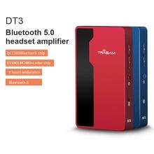DT3 BALANCE 2.5 3.5 OUT BLUETOOTH APTX amplificateur casque micro support