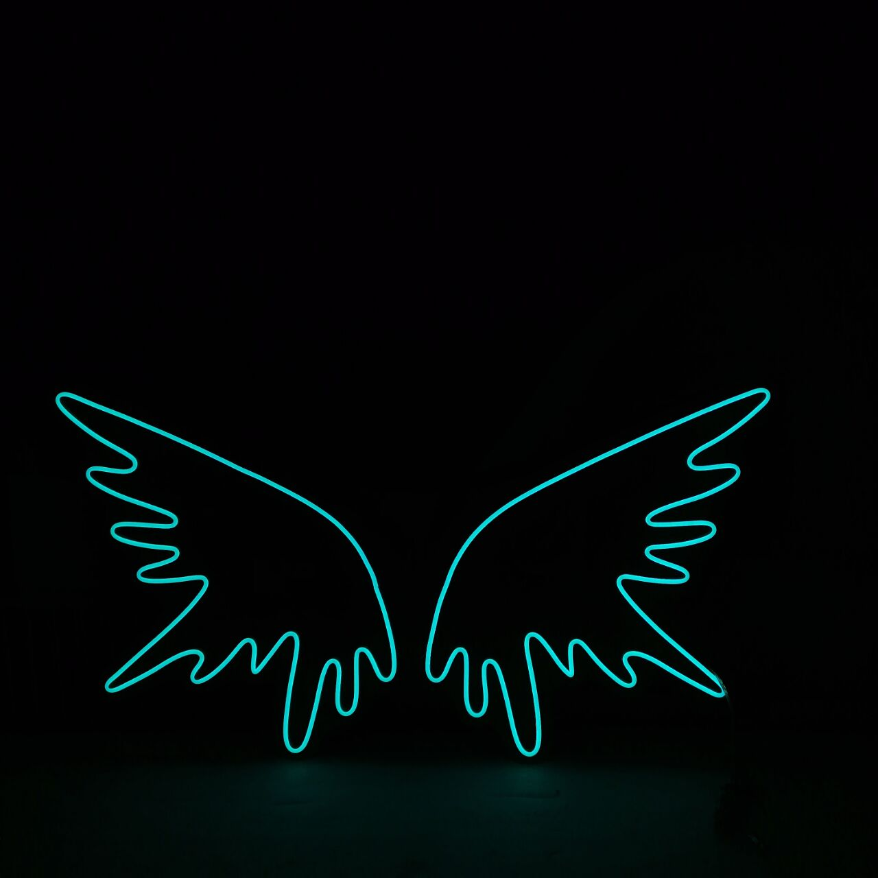 Angel Wings Custom Led Neon Sign Neon Wall Decor  For Indoor Wedding Party Decor Home Bar Cafe Decoration Gift enlarge