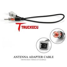13-015 adapter do anteny kabel do KIA Mohave/dla HYUNDAI GT13 (f)-DIN (m)