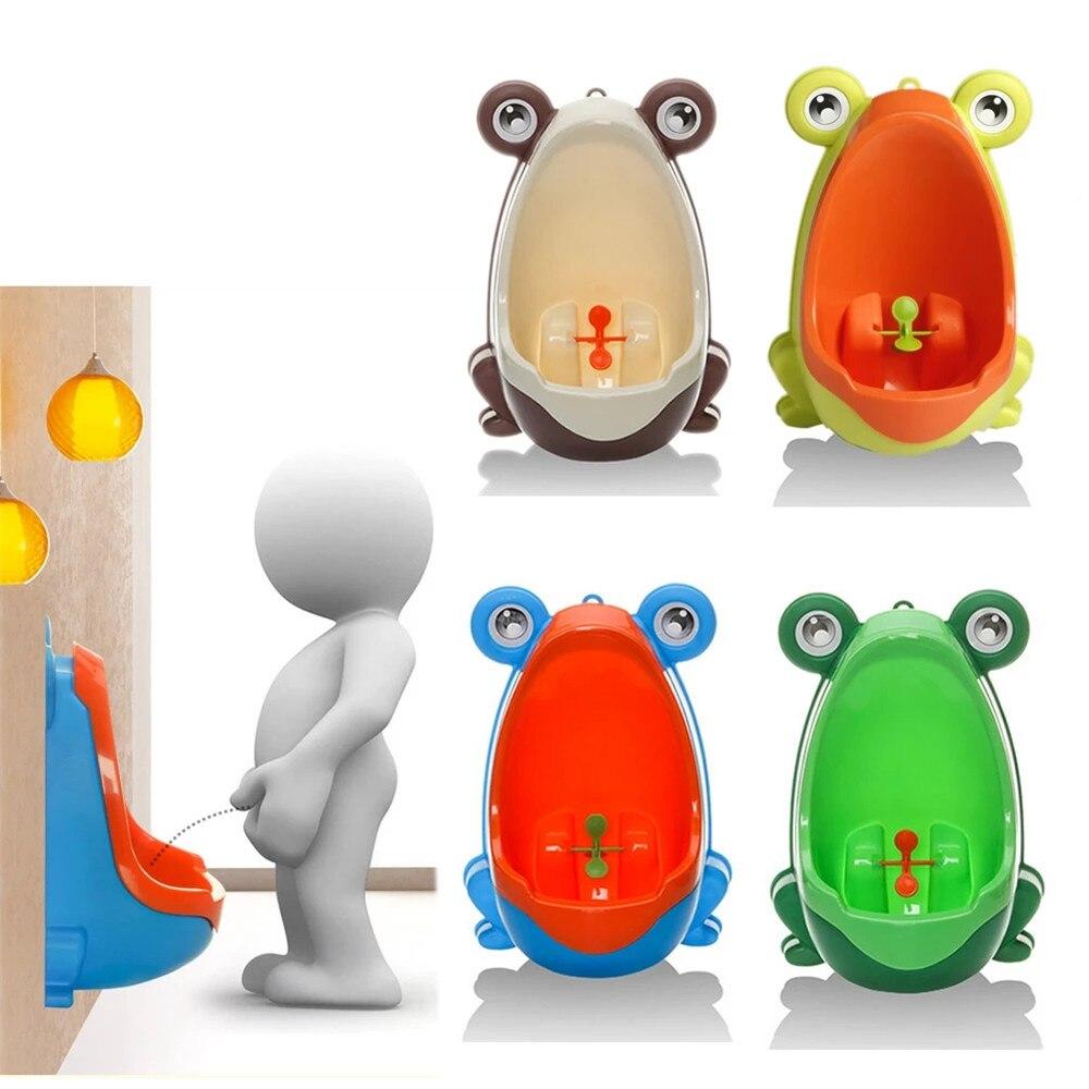 Children Potty Toilet Training Kids Urinal for Boys Pee Trainer Urinal Bathroom