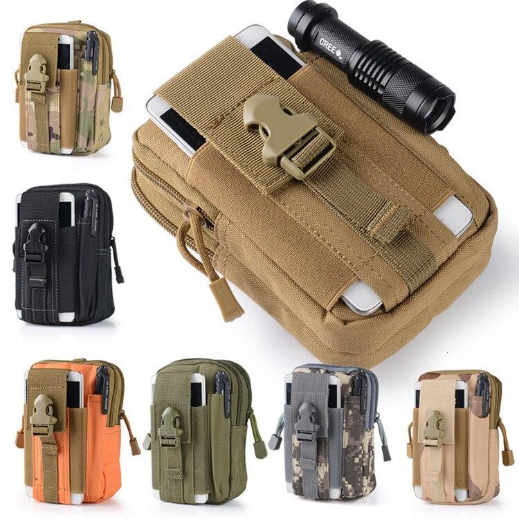 Мужская поясная сумка камуфляжные поясные сумки из нейлона для Blackview BV9600 BV9700 PRO Umidigi F2 F1 X чехол для телефона Xiaomi Huawei FLY K30