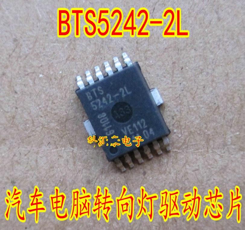 (50-100 stück) BTS5242-2L BTS5242 5242-2L HSOP12 last fahrer neue und original