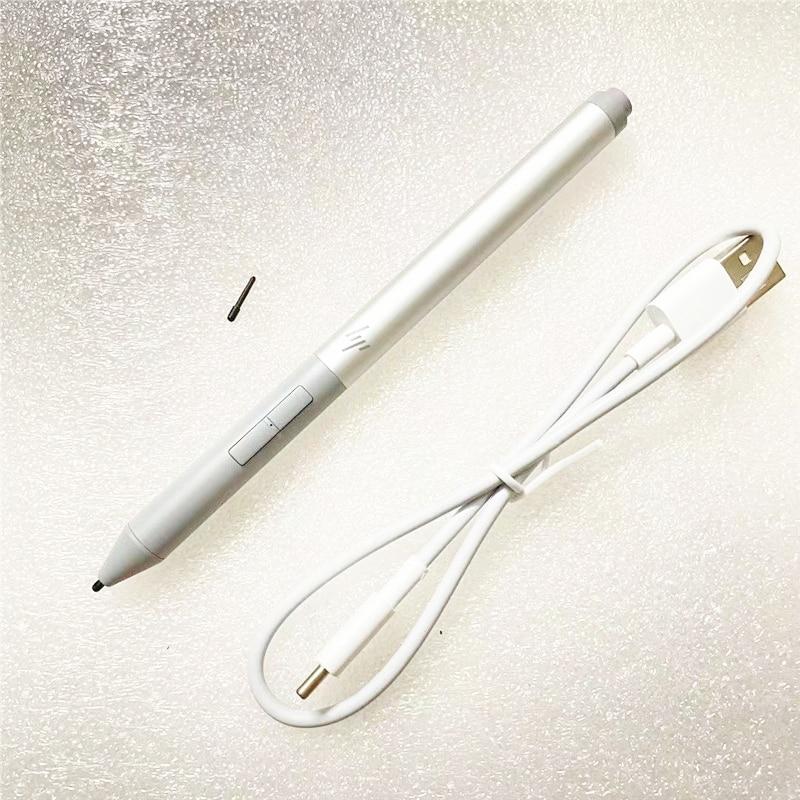 قلم تحديد ل HP Probook x360 435 G7 G8 11 G5 التعليم الطبعة زان x 13 مع تلميح و كابل الشاحن 4096 4096 الضغط