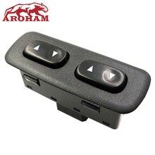 Aroham 93570-22000 Rode Led 7 Pins Elektrische Raam Schakelaar Voor Hyundai Accent 1.3 1.5 1994-2000 Auto venster Switches Knoppen