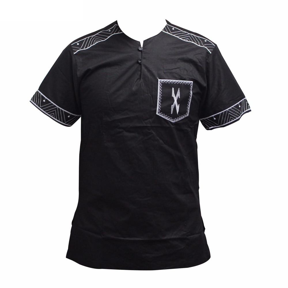 Африканские платья для мужчин 2020 африканская одежда для мужчин летняя одежда для мужчин Дашики Базен Вышивка Топы африканская рубашка