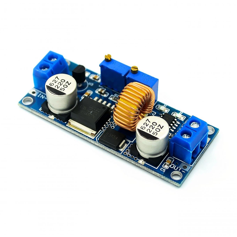 5A cargador de litio CV CC buck reductor fuente de alimentación módulo LED Driver lan