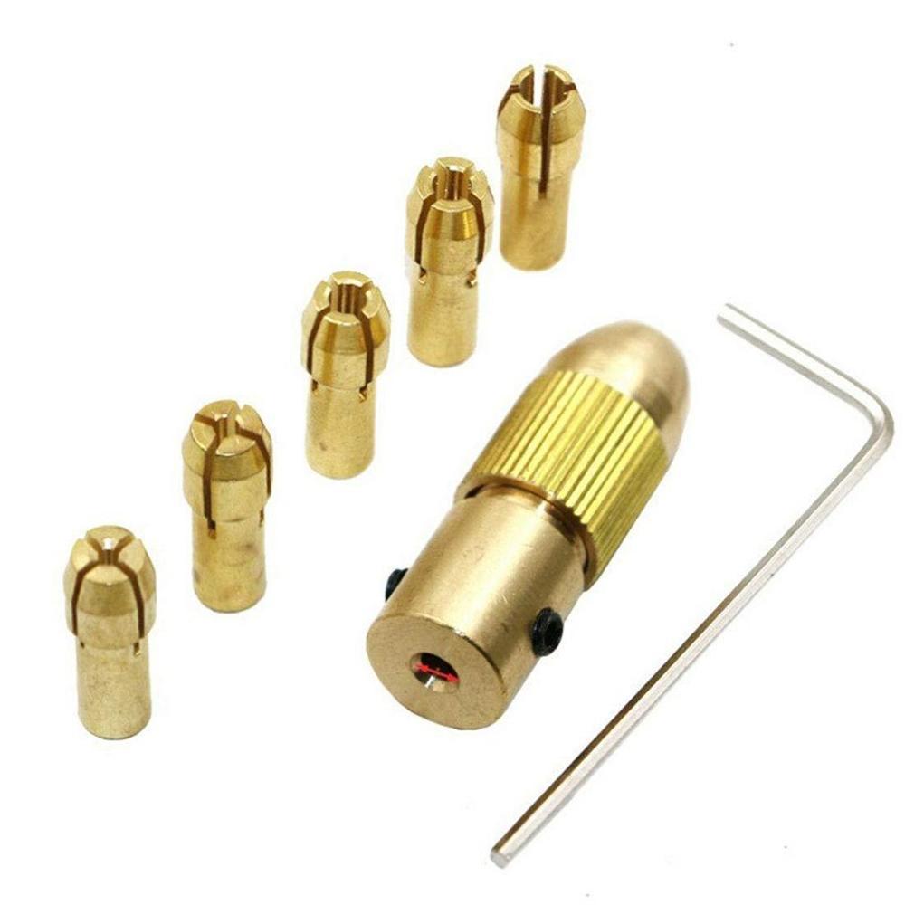 7 шт., самодельные мини-патроны 3,17 мм 0,5-3,0 мм