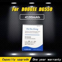 High quality 4100mAh B-DG550 DG550 Li-ion Phone Battery for Doogee Dagger DG550 Replacement Batteries