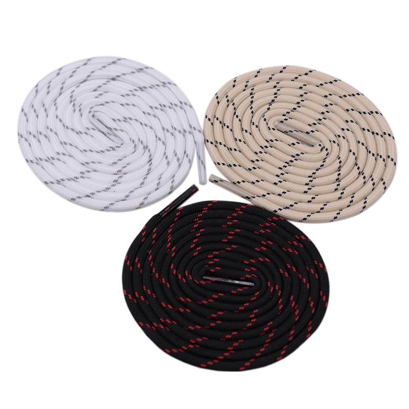 Coolstring 4,5 мм двухцветные шнурки в клетку с пластиковым наконечником, недорогие шнурки для одежды, шнурки из полиэстера для шляпы