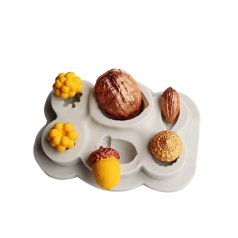 Силиконовая форма «сделай сам» для мастики, инструмент для украшения шоколада, форма для торта, глины, кухонной утвари