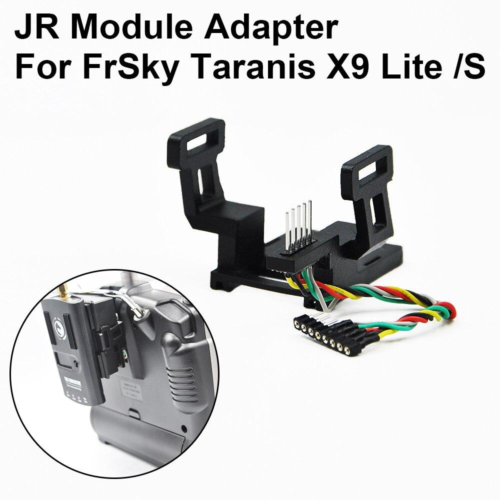 JR Modul Adapter Für FrSky Taranis X9 Lite /S Mit TBS Crossfire R9M2019 XJT Jumper Generalized Multiprotocol ImmersionRC Geist Modul