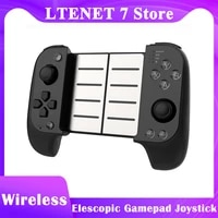 wireless bluetooth game controller telescopic gamepad joystick for samsungxiaomihuaweiandroidiphone