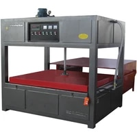 multi function signage plastic acrylic pc abs sheet sign vacuum forming thermoforming machine
