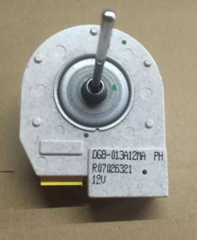 Für kühlschrank mit gefrierfach Doppel öffnen die tür Fan motor BCD-290WBCZ BCD-290W DLA5985HAEF = DG8-013A12MA 12V