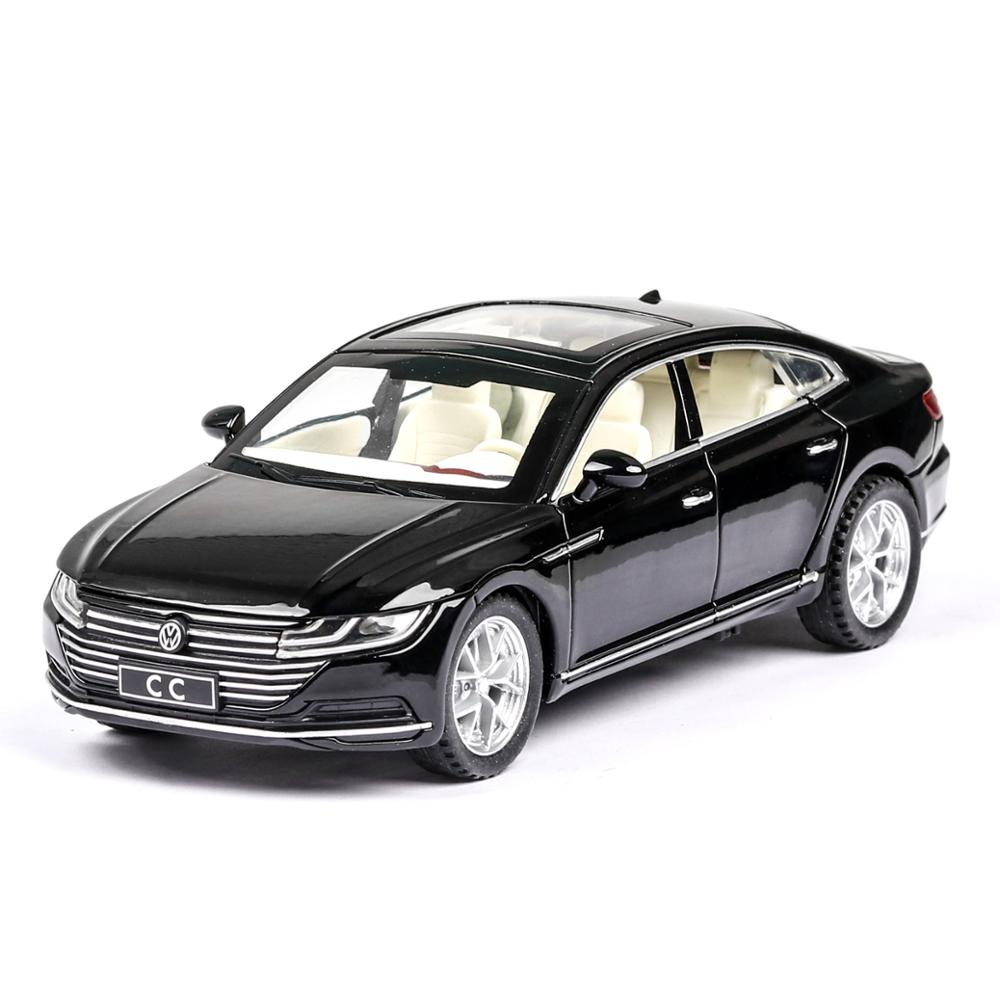 KIDAMI 1:32 Alloy Car Model with Sound Light Diecasts & Toy Vehicles Pull Back Diecast Metal Toy Car Kids Toys For Children Gift недорого