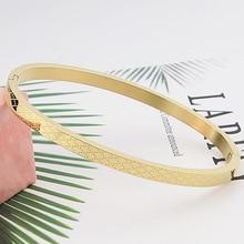 Fashion Parent-Child Series Stainless Steel Geometric Mesh Bracelet For Women And Children Love Gift