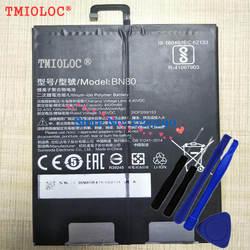 Nova alta qualidade bn80 8620 mah bn60 6010 mah bateria para xiaomi almofada 4 pad4 plus mipad 4 plus + ferramentas