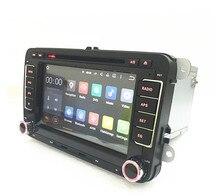 RNS510 VW راديو DVD أندرويد HD 1024X600 للجولف 5 6 جيتا Mk5 Mk6 باسات CC تيجوان بولو مع الملاحة لتحديد المواقع