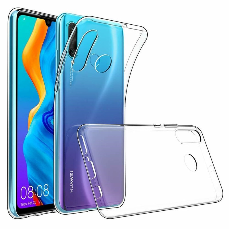 Klarer Fall Für Huawei P30 P20 P10 P9 P8 Lite 2017 P Smart Y5 Y6 Y7 Y9 2019 Mate 20 ehre 10 Lite 10i 20S Honor 7A 8A Pro Abdeckung